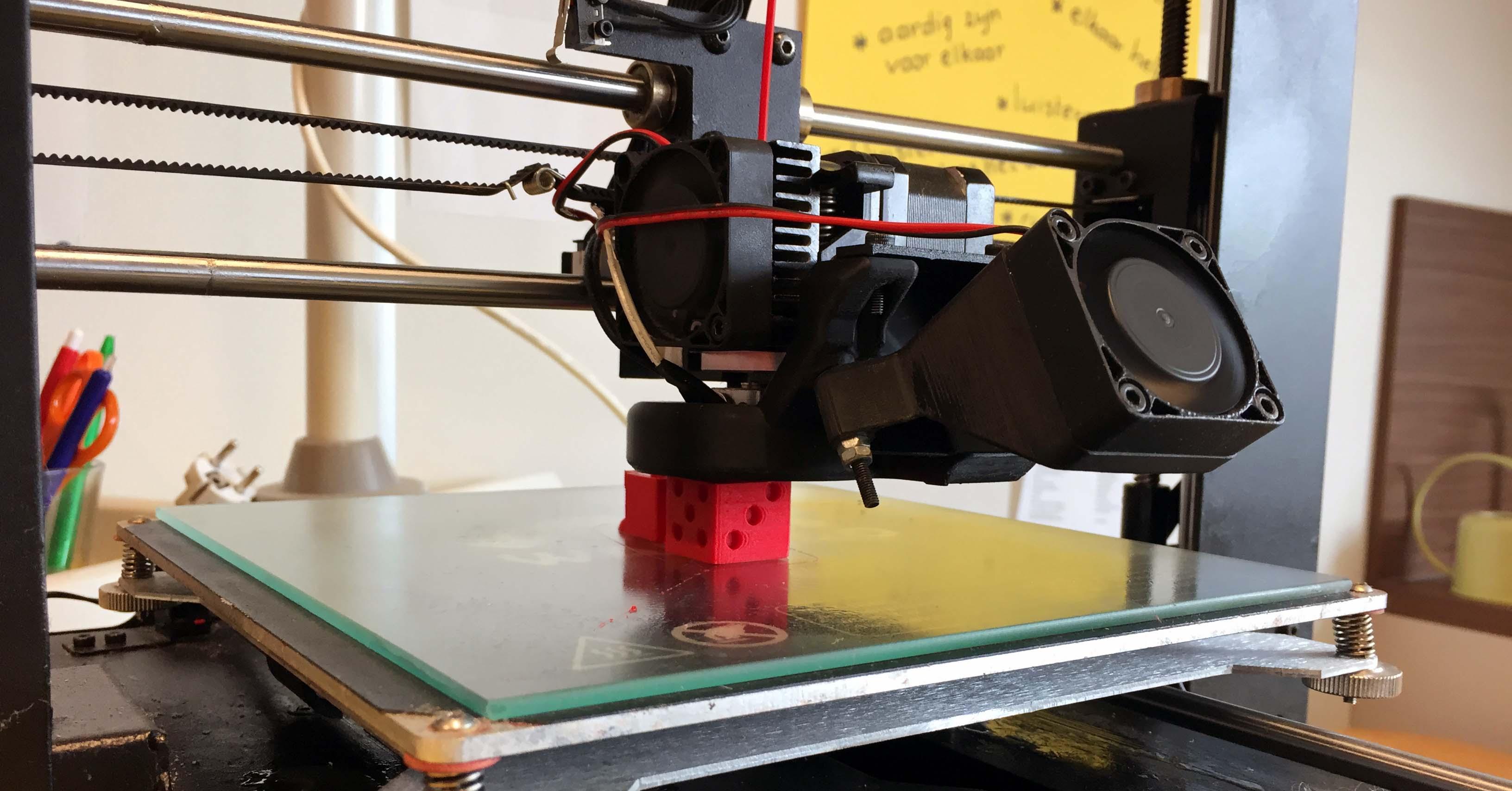 3D printen met je klas