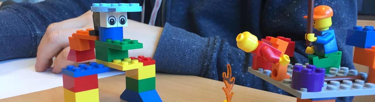 Legoblokjes Challenge